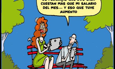 MÁS DEL SALARIO DEL MES #BajenlosPreciosDeInternet