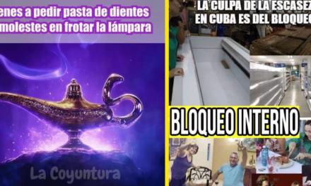MEMES POR LA FALTA DE PASTA DE DIENTES EN CUBA