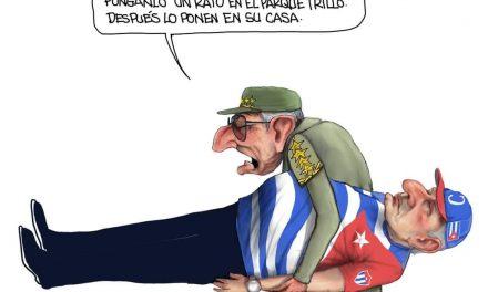 Los memes de la tángana de Díaz Canel