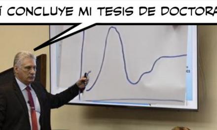 LOS MEMES DEL DOCTORADO DE DÍAZ CANEL