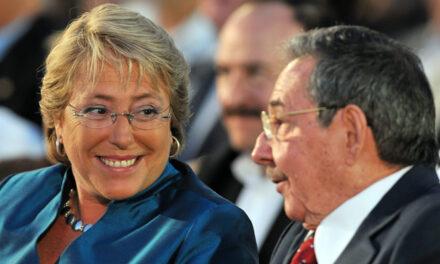 Silencio de Bachelet sobre Cuba es vergüenza histórica